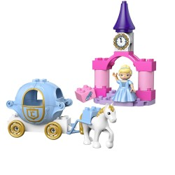 LEGO 6153 Popelčin kočár