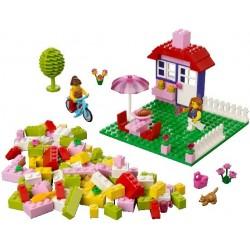 LEGO 10660 Růžový kufřík