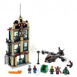 LEGO 76005 Spider-Man: Zúčtování Daily Bugle
