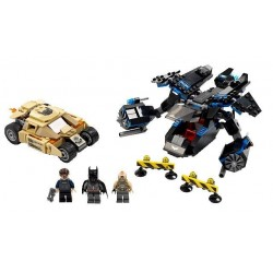 LEGO 76001 The Bat vs. Bane: Krkolomná honička