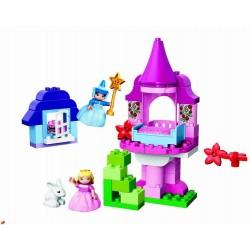 LEGO 10542 Pohádka o Šípkové Růžence