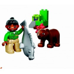LEGO 10576  Zoo
