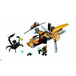 LEGO 70129 Lavertusův dvojvrtulník