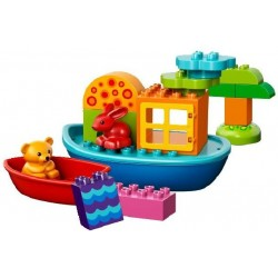 LEGO 10567 Sada pro batolata - Postav si loďku