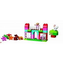 LEGO 10571 Růžový box plný zábavy