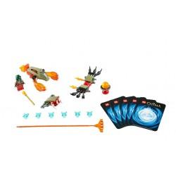 LEGO 70150 Ohnivé drápy