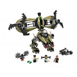 LEGO 70164 Úder hurikánu