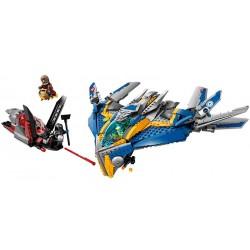 LEGO 76021 Záchrana vesmírné lodi Milano