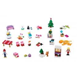 LEGO 41040 LEGO Friends Adventní kalendář 2014
