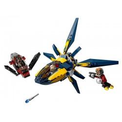 LEGO 76019 Starblaster - souboj