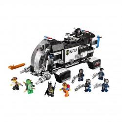 LEGO 70815 Super tajné policejní přistání