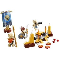LEGO 70229 Smečka kmene Lvů