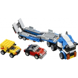 LEGO 31033 Kamion pro přepravu aut