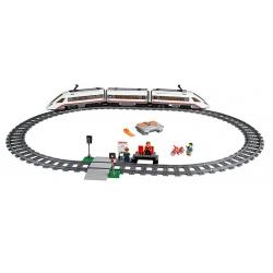 LEGO 60051 Vysokorychlostní osobní vlak