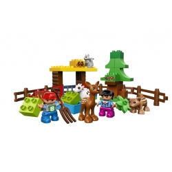 LEGO 10582 Duplo Lesní zvířátka