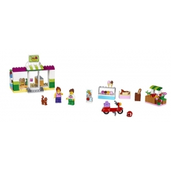 LEGO 10684 Supermarket v kufříku
