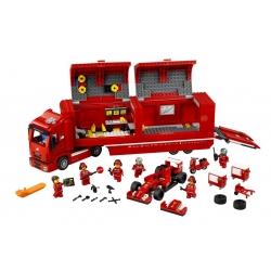 LEGO 75913 Speed Champions Kamión pro vůz F14 T týmu Scuderia Ferr
