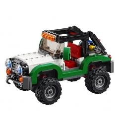 LEGO 31037 Expediční vozidla