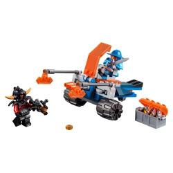 LEGO 60109 Knightonův bitevní odpalovač