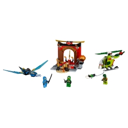 LEGO 10725 Ztracený chrám