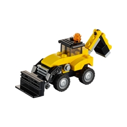 LEGO 31040 Vozidla na stavbě