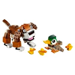 LEGO 31044 Zvířátka z parku