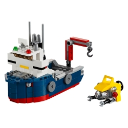LEGO 31045 Průzkumník oceánu
