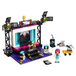 LEGO 41117 TV Studio s popovou hvězdou