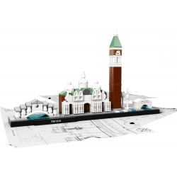 LEGO 21026 Benátky