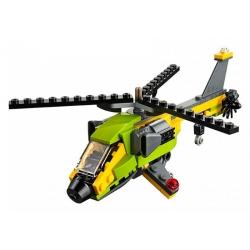 LEGO 31092 Dobrodružství s helikoptérou