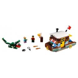 LEGO 31093 Říční hausbót