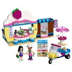 LEGO 41366 Olivia a kavárna s dortíky