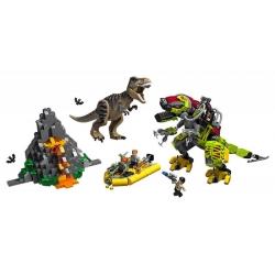 LEGO 75938 .T. rex vs. Dinorobot