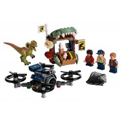 LEGO 75934 .Dilophosaurus na útěku