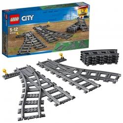 LEGO 60238 . Výhybky
