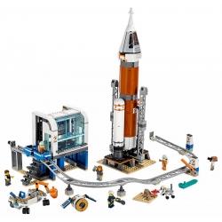 LEGO 60228 .Start vesmírné rakety