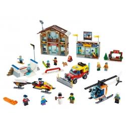 LEGO 60203 .Lyžařský areál