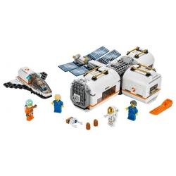 LEGO .60227 .Měsíční vesmírná stanice