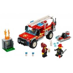 LEGO 60231 Zásahový vůz velitelky hasičů
