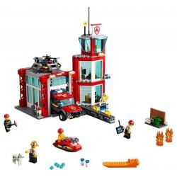 LEGO 60215 .Hasičská stanice