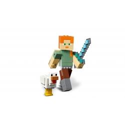 LEGO 21149 .VELKÁ FIGURKA: ALEX S KUŘETEM