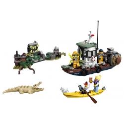 LEGO 70419 .Stará rybářska bárka
