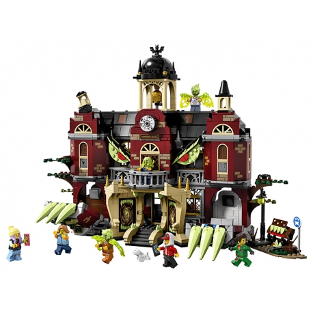 LEGO 70425 Strašidelná střední škola v Newbury