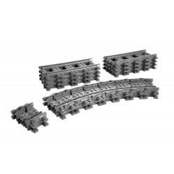 LEGO 7499 Ohebné koleje