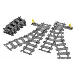 LEGO 7895 Výhybky