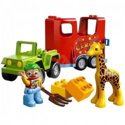 LEGO 10550 Cirkus na cestách