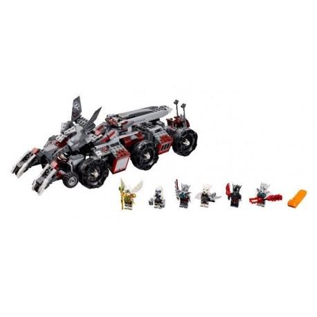 LEGO 70009 Bojová pevnost