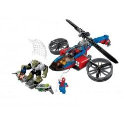LEGO 76016 Pavoučí záchranný vrtulník