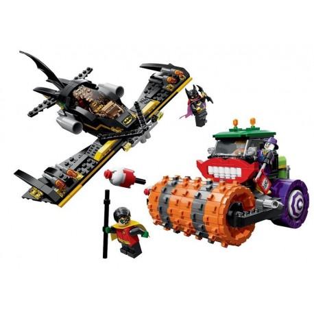 LEGO 76013 Batman: Jokerův parní válec