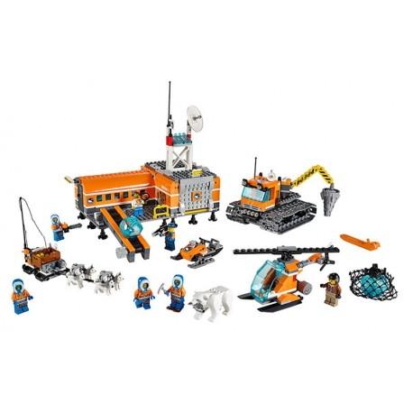 LEGO 60036 Polární základní tábor